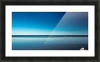 The Blues Picture Frame print