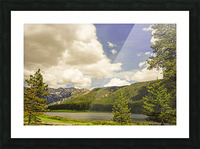 Back Country Colorado 6 of 8 Picture Frame print