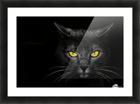 Monster Kill Picture Frame print