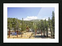 Spring at Lake Tahoe 4 of 7 Picture Frame print