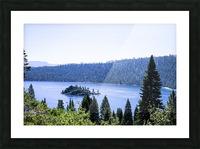 Secret View Picture Frame print
