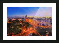 Havana Cuba Picture Frame print