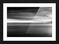 Calming Seas Picture Frame print