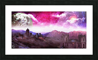 Serenity Vale Picture Frame print