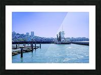 San Francisco Bay Picture Frame print