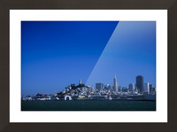 San Francisco Picture Frame print