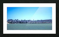 Safe Harbor San Francisco Picture Frame print