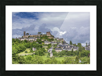 Turenne Picture Frame print