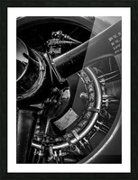 Cyclone 14 Picture Frame print