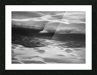 Between Here And There Picture Frame print