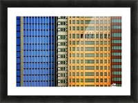 Windows on the City by So Sad Mathilde Picture Frame print