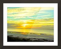 Sunrise in the Carolinas Picture Frame print