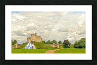 Cardiff Castle Picture Frame print