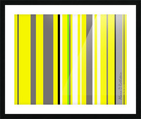 Color Bars 3 Picture Frame print