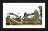 London fine art  - Tower bridge Impression et Cadre photo