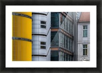 Opposite attraction III by Benjamin Brosdau  Picture Frame print