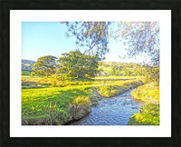 One Day in Wales 3 of 5 Picture Frame print