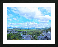 One Day in Wales 2 of 5 Picture Frame print