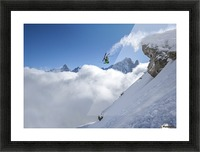 Lincoln Loop Picture Frame print