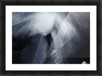Parallel by Sebastien DEL GROSSO Picture Frame print