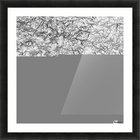 Parallelism Picture Frame print