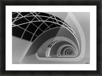 Antwerp-Stairs by jan niezen  Picture Frame print