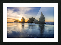 Bandon Oregon 02 Picture Frame print