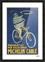 Pneumatici per Velocipedi Picture Frame print