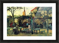 Terrace of a Cafe by Van Gogh Picture Frame print