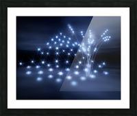 Sternenkinder stiller Ort der Seelen Picture Frame print