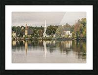 Mohane Bay Nova Scotia Picture Frame print