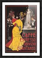Caffe Espresso Picture Frame print