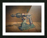 Steampunk 1 Picture Frame print