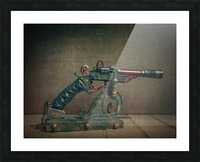 Steampunk 2 Picture Frame print