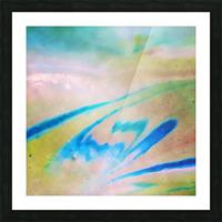 Pierce Anderson Swirls Picture Frame print