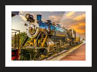 Strasburg 24 Picture Frame print