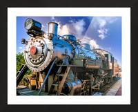 Strasburg 0172 Picture Frame print