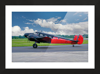 Beech B18 Picture Frame print