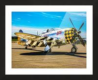 P 47D Thunderbolt Picture Frame print