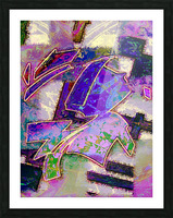 Full of wonder Picture Frame print