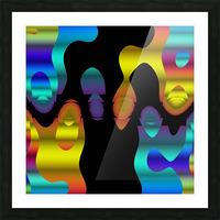 Danse Dancing Picture Frame print