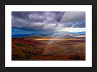 Donegal 27 Picture Frame print