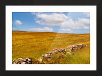 Donegal 24 Picture Frame print