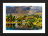 Donegal 13 Picture Frame print