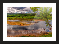 Donegal 22 Picture Frame print
