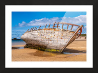 Donegal 1 Picture Frame print