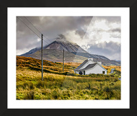Donegal 17 Picture Frame print