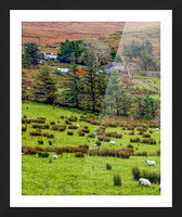 Donegal 7 Picture Frame print