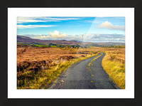 Donegal 11 Picture Frame print
