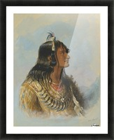 Mawoma Picture Frame print